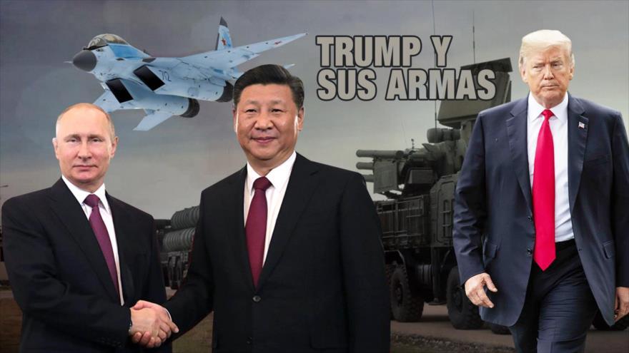 Detrás de la Razón: China compra el poderoso Su-35 y los S-400 a Rusia, Donald Trump intenta detenerlos