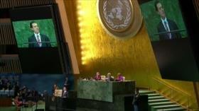 Políticas antiraníes de EEUU. 73 sesión de AGNU. Economía argentina