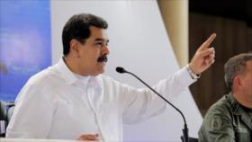 """Maduro espera """"el milagro"""" de hablar con Trump"""
