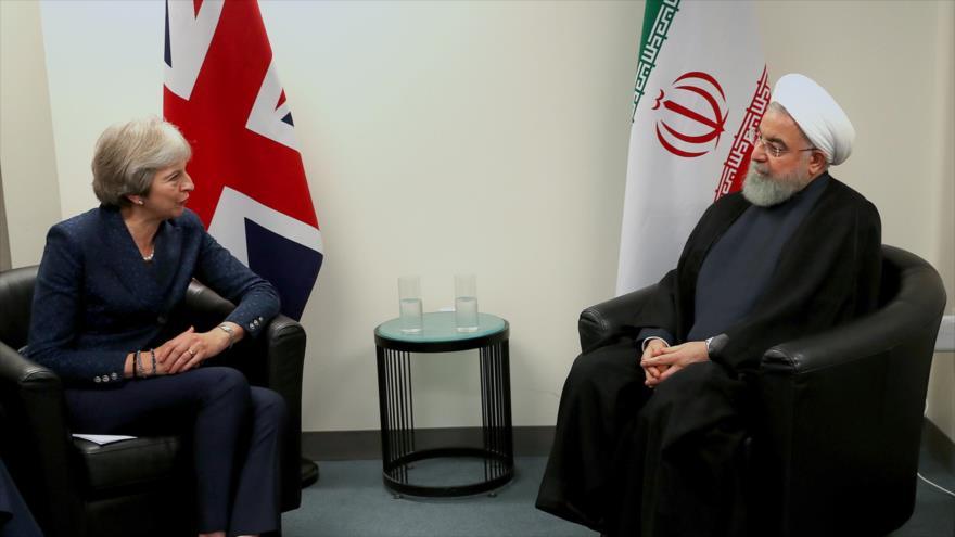 """Irán reclama """"respeto mutuo"""" al acuerdo nuclear desde Nueva York"""