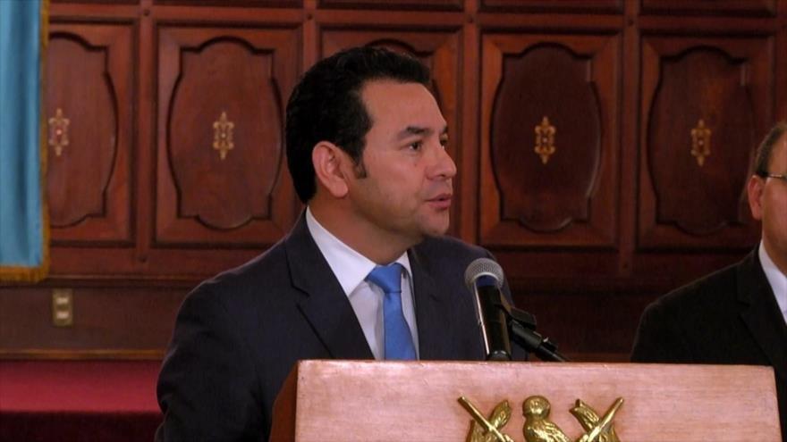 Guatemala acusa al Comisionado de ONU de corrupto