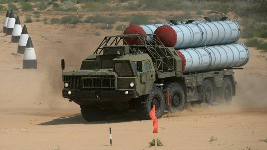 """Liga Árabe: entrega de S-300 creará """"equilibrio"""" entre Siria e Israel"""