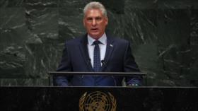 Díaz-Canel alerta de 'constantes amenazas' a América Latina