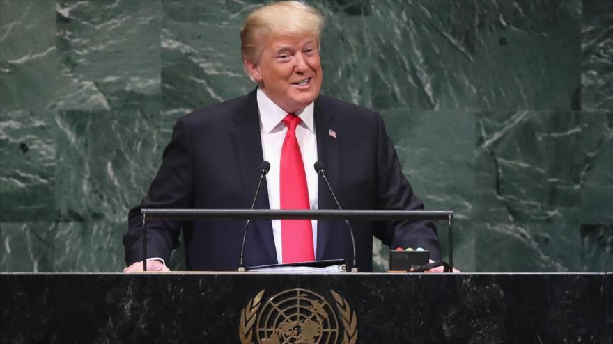 ¿Avergonzó Trump a EEUU con su discurso en la ONU?