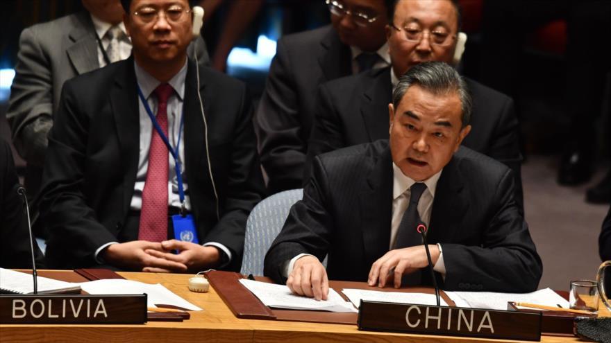 China rechaza acusación de Trump de influir en las elecciones