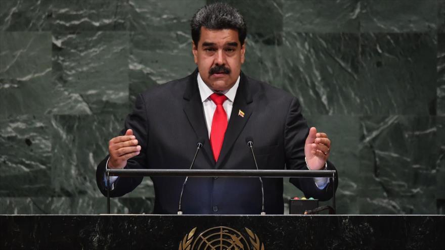 Maduro: Trump enarbola la doctrina Monroe contra Venezuela