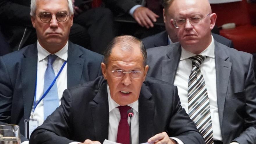 Lavrov apoya acuerdo nuclear con Irán pese a amenazas de Trump