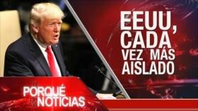 El Porqué de las Noticias: Pacto nuclear iraní. Presidente cubano contra capitalismo. España y venta de armas.