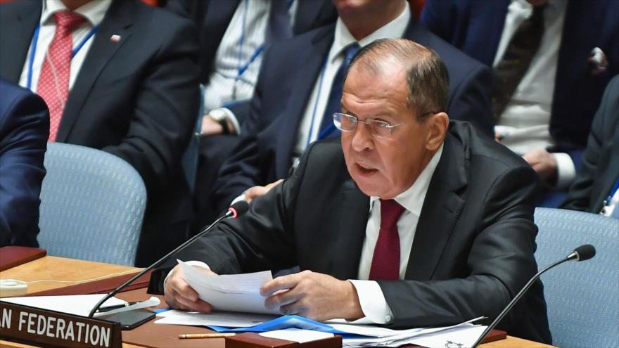 Rusia alerta de peligros de atacar Siria bajo 'pretexto simulado'