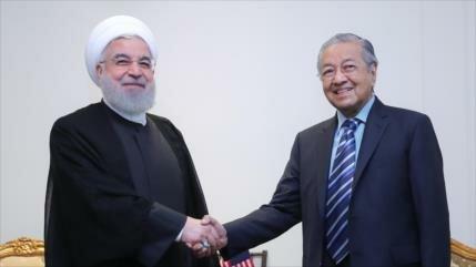 """Presidente iraní apuesta por rechazar """"unilateralismo"""" de EEUU"""