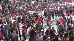 AMLO se reúne con padres de los 43 de Ayotzinapa