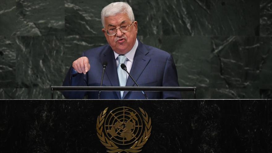 Abás arremete contra EEUU: Al-Quds no está a la venta