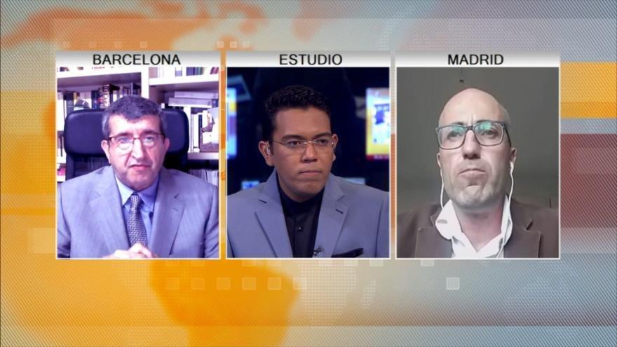 Luque y López Astilleros abordan discurso de Mahmud Abás en AGNU