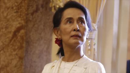 Canadá aprueba retirada de ciudadanía de honor de líder birmana
