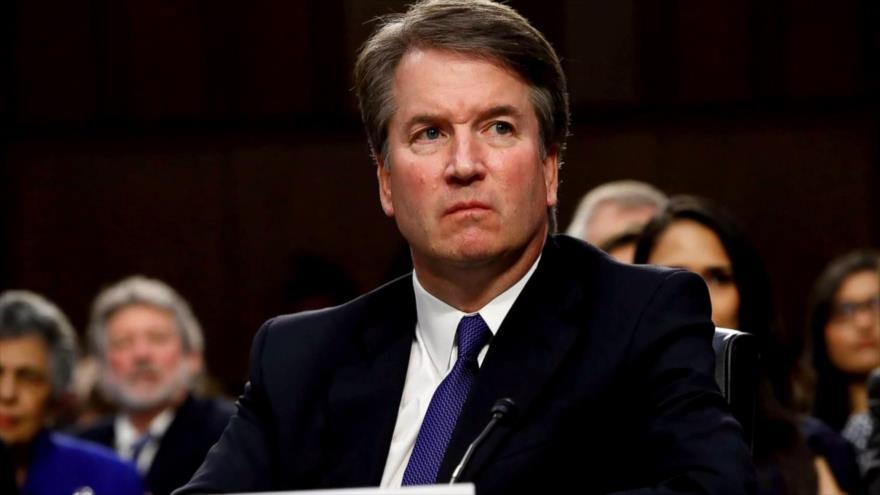 Persisten acusaciones a nominado de Trump a Supremo de acoso sexual