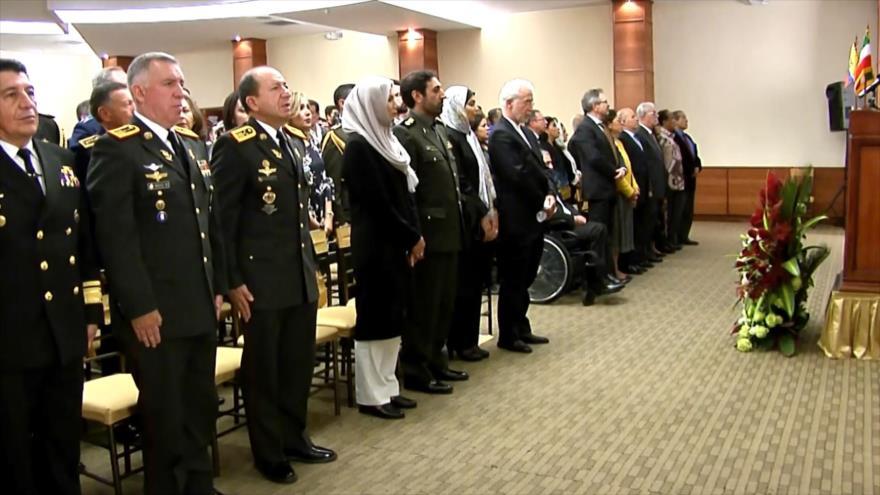 Conmemoran en Quito 38.º aniversario de la Defensa Sagrada de Irán