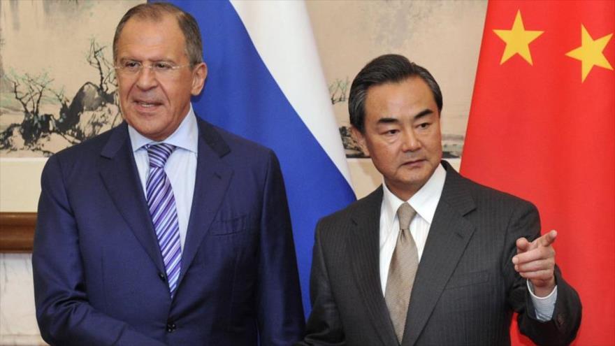 Rusia y China retan a EEUU en la ONU