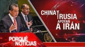 El Porqué de las Noticias: Marcha del Retorno. Rusia y China retan a EE.UU. y Pobreza en Argentina