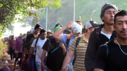 Chiapas, un estado receptor de migrantes