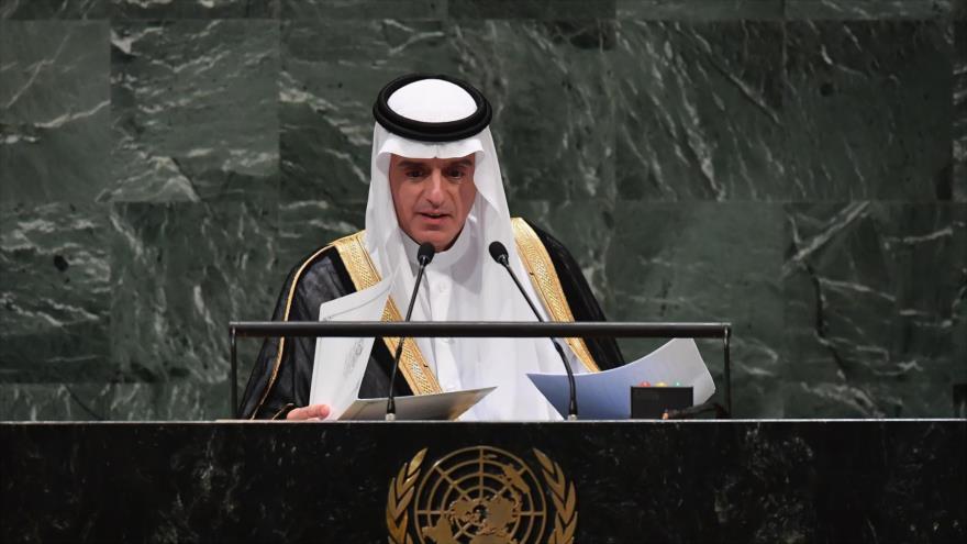 """Riad secunda ante la ONU política de EEUU para """"contener"""" a Irán"""