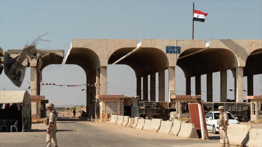 Siria anuncia apertura de estratégico paso fronterizo con Jordania