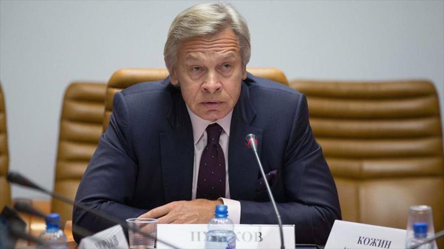 Rusia ve advertencia de EEUU como una declaración de guerra