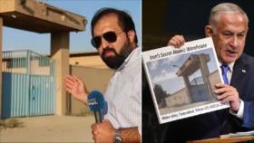 'Alguien ha engañado a Netanyahu sobre armas atómicas de Irán'
