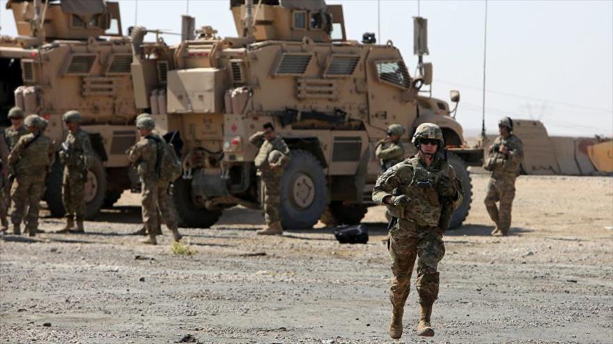 EEUU instala nueva base en una zona estratégica entre Irak y Siria