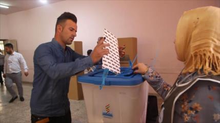 Abstencionismo marca elecciones en Kurdistán iraquí