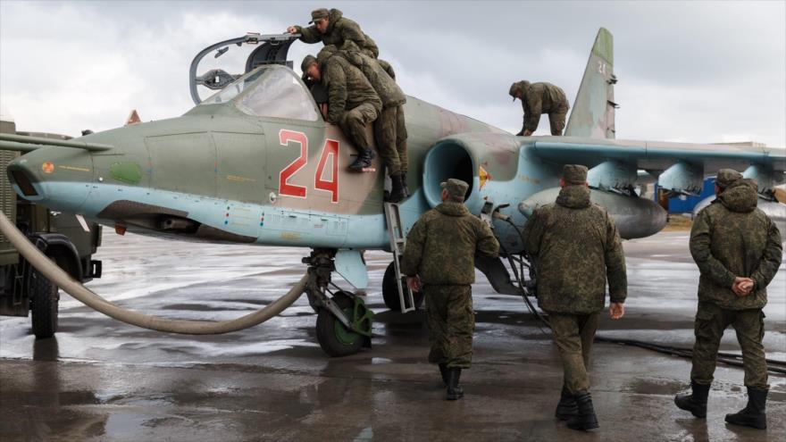 'Mueren 112 militares rusos en lucha antiterrorista en Siria'