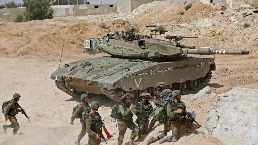 """Israel cree que la guerra con HAMAS es solo """"cuestión de tiempo"""""""
