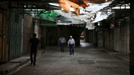 Huelga general de palestinos en rechazo a ley estado-nación judío