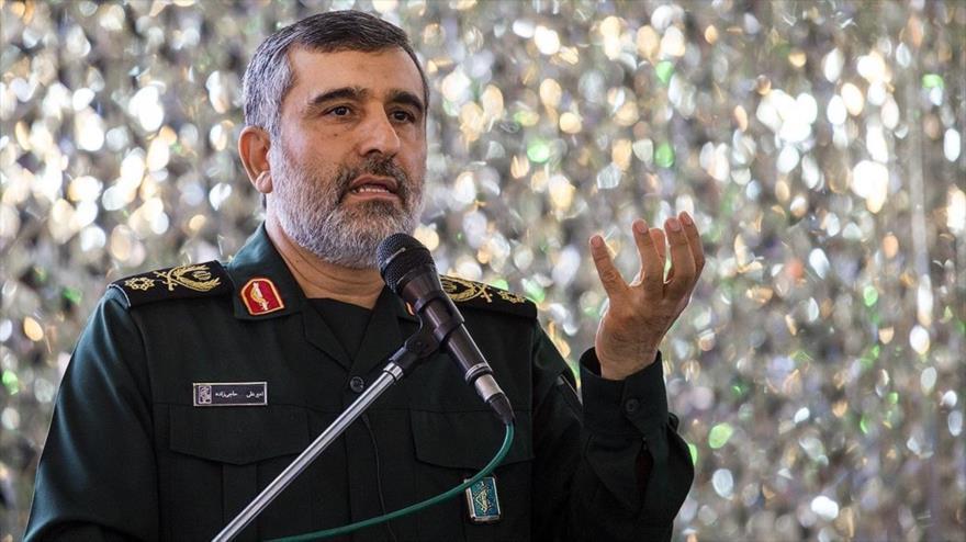 Comandante iraní: Nuestra línea roja es seguridad nacional persa