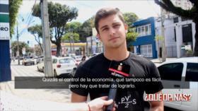 ¿Qué opinas?: Elecciones Brasil 2018