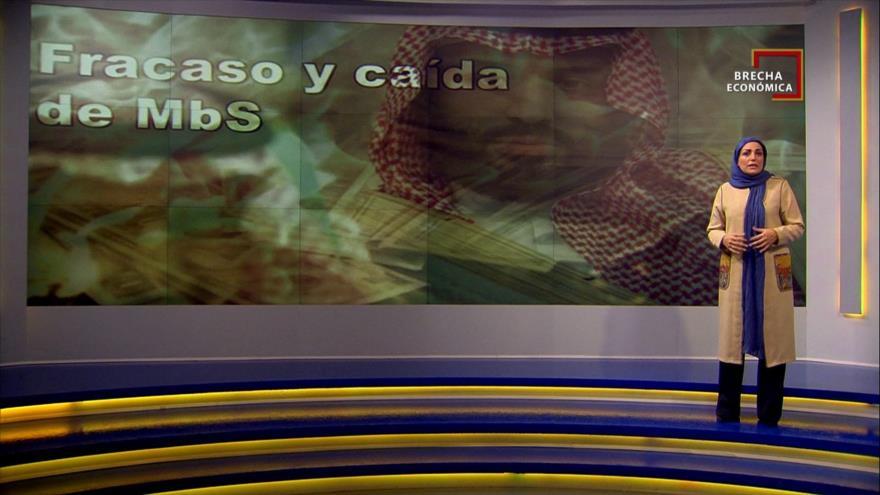 Brecha Económica: Posible fracaso del príncipe árabe en la economía