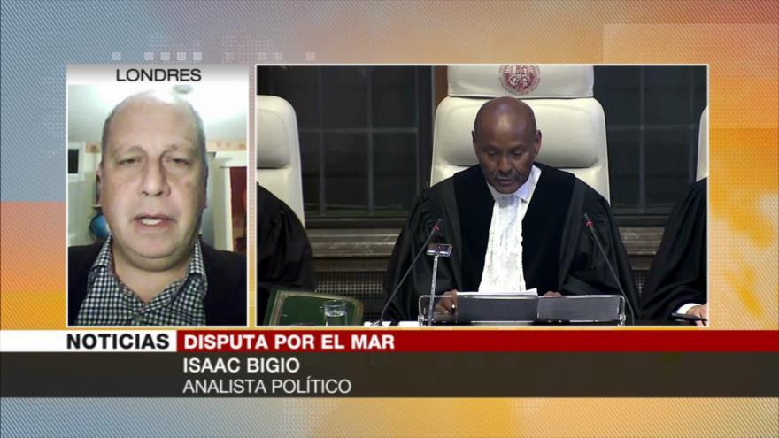 Bigio: Morales utiliza 'carta del mar' por la unidad en Bolivia