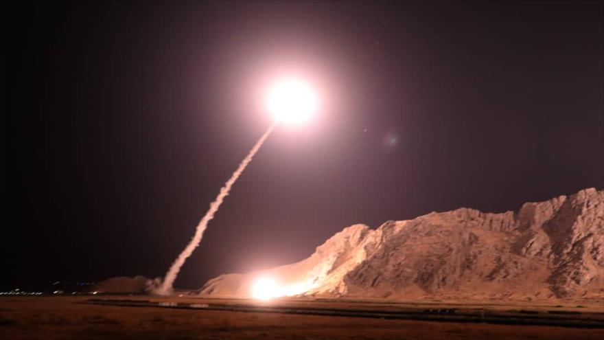 Rusia, tras ataque antiterrorista de Irán en Siria: Sigue la lucha