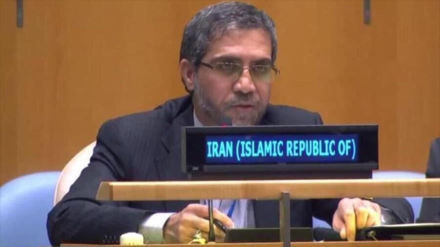 Irán denuncia a Arabia Saudí por proporcionar fondos a los terroristas