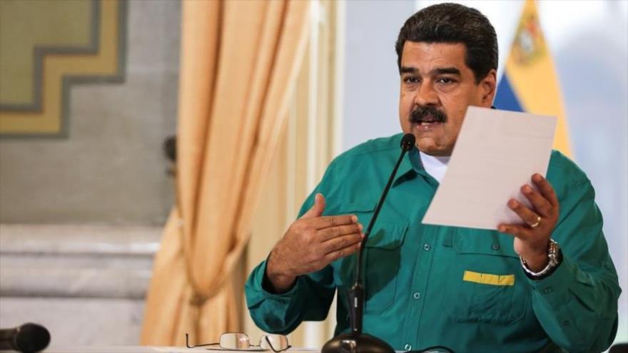 Maduro: ACNUR engañaba a venezolanos en frontera con Brasil
