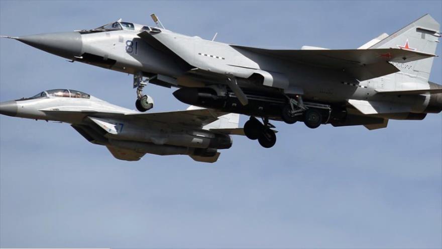 ¿Podría Rusia desarrollar un arma antisatélite de lanzamiento aéreo?