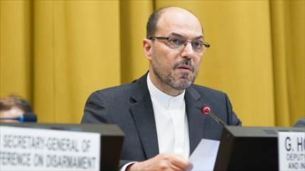 Irán pide unidad de musulmanes contra 'políticas hostiles' de EEUU