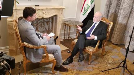 'Irak no acata directa ni indirectamente asedio antiraní de EEUU'