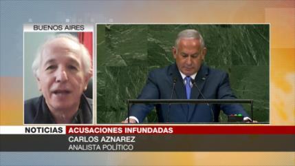 Aznarez: Netanyahu recibió un fuerte portazo de la AIEA