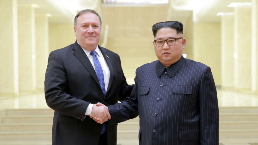 Pompeo se reunirá con un Kim remiso por ahora al desarme nuclear