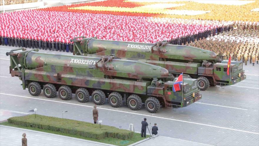 Seúl calcula que Pyongyang dispone de unas 60 bombas atómicas
