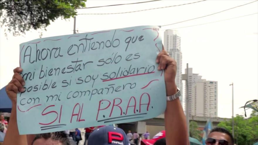 PRAA mantiene enfrentados a educadores panameños