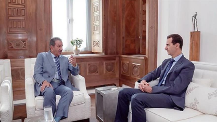 Al-Asad: Siria recuperará pronto su papel fundamental en el mundo árabe