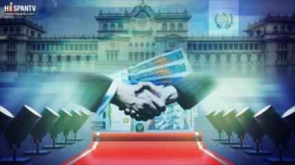 Guatemala: Mafias, hipocresía y palo