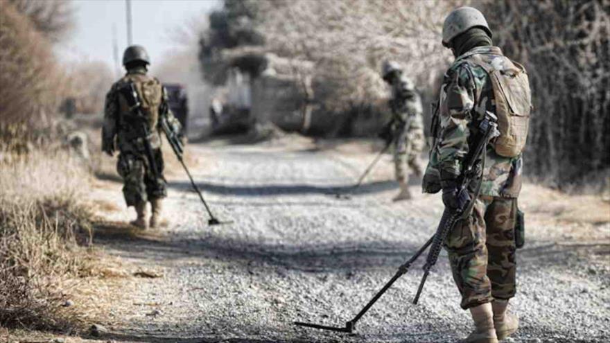 Corea del Sur elimina minas terrestres en la frontera fortificada