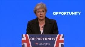 Theresa May anuncia el fin de la austeridad
